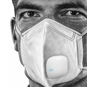 Air+ hengityssuojain puhaltimella