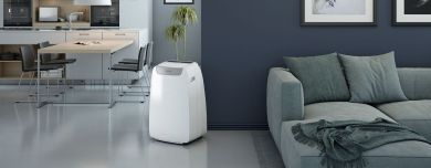 Siirrettävä tehokas ilmastointilaite
