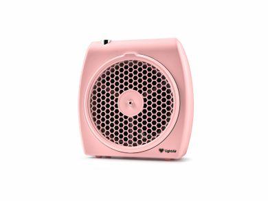 Vaaleanpunainen ilmanpuhdistin CelFlow Mini 100
