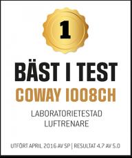 Coway 1008CH testivoittaja!
