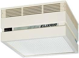 Aktiivihiilisuodatin Elixair E-2100 IR II ilmanpuhdistimeen