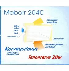 Mobair 2040 Tuloilmalaite