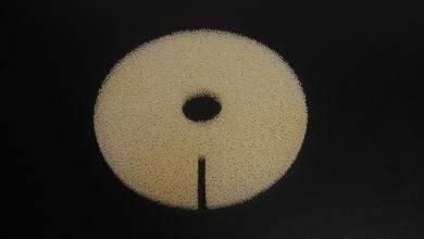 Fresh venttiilin suodatin 100 mm 3 kpl