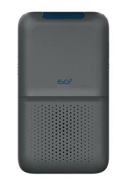 6G Cool antrasiitti harmaa ilmanpuhdistin