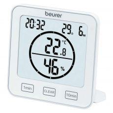 Kosteus- ja lämpömittari Beurer HM 22
