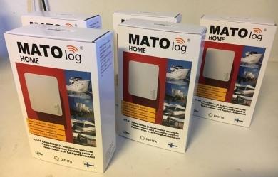 MATOlog Home pakkauksessa