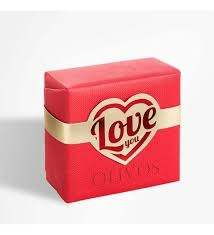 Olivos Love You -oliivipalasaippua 150g