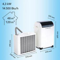 Trotec PAC 4600 ilmastointilaite