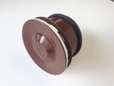 Pienennetty Velco termostaattinen korvausilmaventtiili