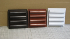 Velco VLR-100 termostaattiventtiili uuteen läpivientiin( sis. Velco VT-100, suodatus, seinäputki, jatkoputki, ulkoritilä)