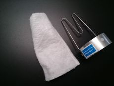 Railuft Kanavasuodatin tuloilmakanavaan 100 mm (sisältää kehikon ja suodattimen)