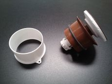 Velco VTR-80 pienennetty ruskea
